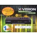 گیرنده دیجیتال ایکس ویژن XDVB-232
