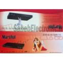 گیرنده دیجیتال و DVD مارشال ME-5081