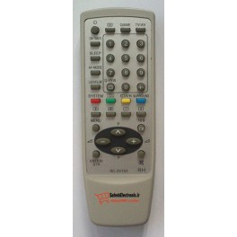 کنترل تلویزیون  آیوا RC-ZVT03 سفید
