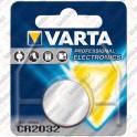 باطری سکه ای وارتا 2032 VARTA