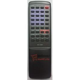 کنترل تلویزیون  آیوا RC-T2001
