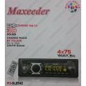 پخش ماشین مکسیدر MX-DL2542