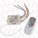 دستگاه قطع و وصل برق کنترلدار 3 کانال 1 گیرنده