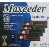 پخش ماشین مکسیدر MX-DL2788BT