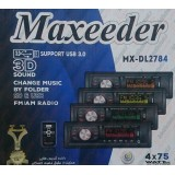 پخش ماشین مکسیدر MX-DL2784