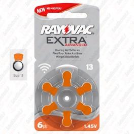 باطری Rayovac Size 13