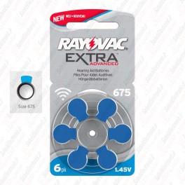 باطری Rayovac Size 675