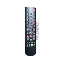 کنترل LED تلویزیون TCL اسمارت