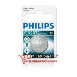 باتری 2032 فیلیپس